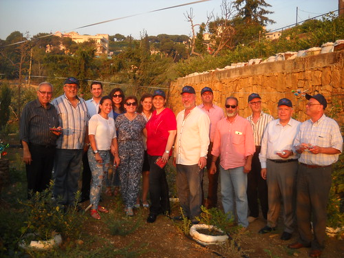 Rotary gathering all picking Berries cc Jun 16, 2015