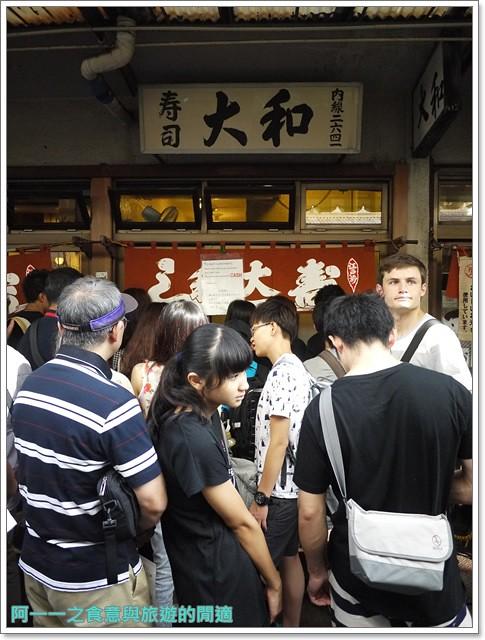 東京築地市場美食松露玉子燒海鮮丼海膽甜蝦黑瀨三郎鮮魚店image013
