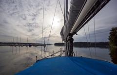 s/y Pisara (Jori Samonen) Tags: sea water marina finland boat helsinki outdoor shore kallahti