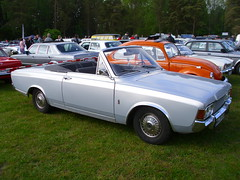 Ford P7b 20m 2000S Cabriolet 1967-71 (Zappadong) Tags: auto classic ford car automobile voiture coche classics oldtimer taunus oldie carshow p7b cabriolet 2000s youngtimer automobil 2015 20m oldtimertreffen zappadong deutschtraventhal