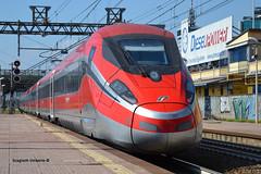 Etr 400 (Umberto Scagliotti) Tags: nikon milano 400 treno trenitalia etr frecciarossa nikond3100