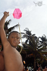 Nio isleo (Yerson Diaz) Tags: san natural nio isla andres jugando cometa