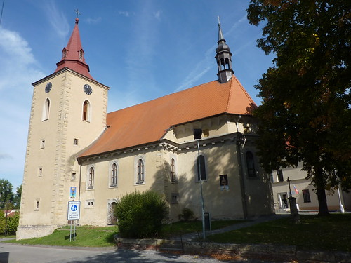 Bakov, kostel sv. Bartoloměje
