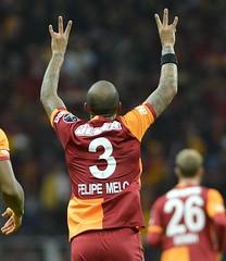 Felipe Melo (22) (l3o_) Tags: felipe melo galatasaray kırmızı pitbull inter football futbol galasozlukorg cimbom gs felipemelo