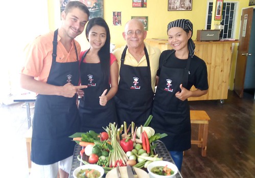 Hua Hin Thai Cooking Academy #9