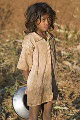 Baiga child (wietsej) Tags: maikal hills chhattisgarh india baiga child sony zeiss a100 135 18 sal13 sonnar 13518 za wietse jongsma bhoramdeo wietsejongsma