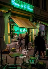 Antwerp Fast Food (Grote Markt) (High ISO) (Panasonic Lumic GM5 & 12-32mm Pancake Zoom) (markdbaynham) Tags: street city urban lumix town gm belgium evil panasonic metropolis antwerp antwerpen dmc anvers csc m43 mft mirrorless gm5 u43 micro43 microfourthird lumixer micro43rd digitaldepotcouk digitaldepotstevenage