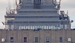 Ship in the Sky (Loops666) Tags: newyorkcity people architecture empirestatebuilding