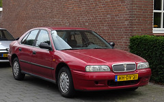 1994 Rover 620i (peterolthof) Tags: hhdv21 rover 620i sidecode5 peterolthof