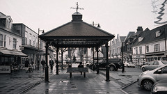 Shelter: High Street Hoddesdon Hertfordshire (Happydays 65) Tags: elements