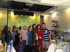 FAVORI SM Marikina (ajsanpedro) Tags: aromatherapy favori storeopening angelaquino