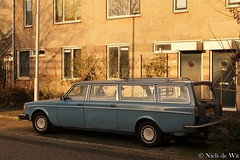 1980 Volvo 245 T (NielsdeWit) Tags: favorite wageningen transfer favourite hubcap hubcaps 245t nielsdewit sidecode4 fs65fr
