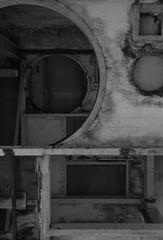Ceiling of an old sugarfactory (Wim Scholte) Tags: nikon factory groningen urbex d7100 oudesuikerfabriek wimscholte