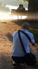 Oblivious (stephie...) Tags: park love couple serbia younglove romance belgrade beograd photog kalemegdan