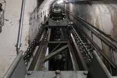 Pffers - Fortress Furggels (Kecko) Tags: stairs underground geotagged army schweiz switzerland gun suisse fort swiss military kecko ostschweiz treppe bunker artillery badragaz sg svizzera fortress turret armee aufzug militr hoist festung paternoster kanone 2015 militaer artillerie pffers furggels stmargrethenberg swissphoto a6355 panzerturm furkels geo:lon=9503772 geo:lat=46981630