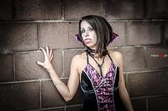 DSC_6636 (Marco Frig Photographer) Tags: girls red urban black halloween work project dark costume nikon artist factory vampire story horror diaries vampiri