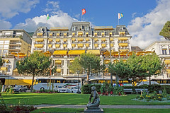 Switzerland-02973 - Grandhotel