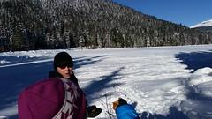 20160101_114049 (mjfmjfmjf) Tags: snow oregon trilliumlake 2016 snoeshoe