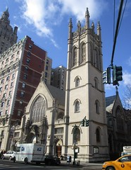 Fourth Universalist Society of Manhattan (cohodas208c) Tags: newyorkcity church architecture unitarian centralparkwest 1898 gothicrevival fourthuniversalistsociety englishgothic williamappletonpotter