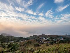 The first sunrise of 2016 (kakit61391) Tags: sunrise olympus  taimoshan   918mm epl3 20160101