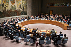 Secretary Kerry and Foreign Leaders Vote During the UN Security Council Meeting on Syria (U.S. Department of State) Tags: newyorkcity uk unitedkingdom russia un unitednations syria johnkerry sergeylavrov unsc bankimoon philiphammond samathapower