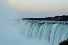 Niagara Falls (rawcherries) Tags: longexposure mist water fog niagarafalls waterfall rainbow soft long exposure niagara falls waterscape softwater