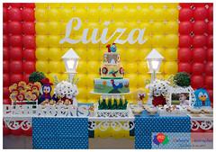 GP 14 (Malveira Decoraes) Tags: galinha festa 1ano provenal decoraao pintadinha galinhapintadinha