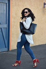 Top 15 of 2015 (GirlWithCurves) Tags: curvy curlyhair plussize fashionblog plussizefashion taneshaawasthi