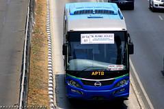 APTB Discovery (BagusRailfans photo) Tags: bus mercedes benz mas body agra jakarta bis hino aptb transjakarta damri bismania primajasa arimbi