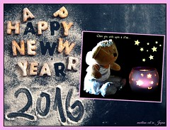 """When you wish upon a star... dreams can come true... Happy New Year 2016!"" (martian cat) Tags: cards newyears onblack macro teddybearsinjapan© ©martiancatinjapan ©teddybearsinjapan allrightsreserved© teddybearsinjapan teddybearsinjapan☺ ☺teddybearsinjapan happynewyear glücklichesneuesjahr omedettogozaimasu ハッピーニューイヤー 明けましておめでとうございます bonneannée felizañonuevo buonanno ©allrightsreserved martiancatinjapan© martiancatinjapan teddybear teddybears collectibles hobbies motivationalposter motivational bycandlelight candlelight diamondclassphotographer createdreflection candle inspirational flickrdiamond ☺allrightsreserved allrightsreserved caption captioncollection ☺martiancatinjapan martiancat creativity"
