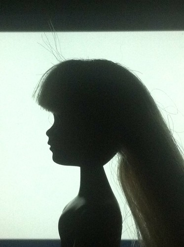 Sarah Love silhouette