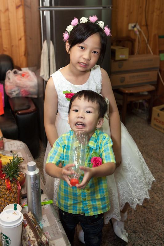 孟峰&梵齡 婚禮紀實-283