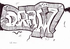LG draw N43 - Draw #lg #lgdraw  #draw #drawing #style #imagination #art (LGdraw) Tags: style lgdraw imagination drawing lg art draw