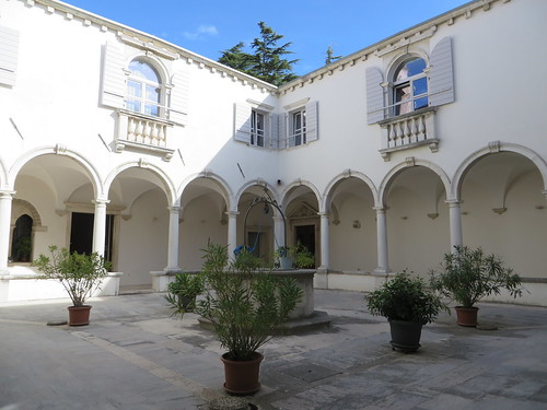Piran : couvent franciscain