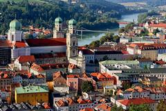 Passau (jjcordier) Tags: passau bavire allemagne ville glise