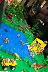 15 (Bricktastic) Tags: brickevents lego queenslandlegousergroup goldcoast afol moc