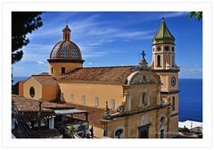 San Giovanni Battista (friedrichfrank1966) Tags: amalfikste italy praiano mai coast costieraamalfitana frhling kirche church heaven himmel chiesa primavera cielo