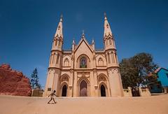 Uvari, near manapad (nshrishikesh) Tags: cwc chennai weekend clickers church vibrant skies plains god uvari cwc555 attitude walk centre frame india incredibleindia photography photographer photowalk