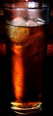 DISFRUTANDO (Gabriel Contreras Tzintzun) Tags: refresco brandy hielo combinacion socializar fiesta baile cantar musica compaia bar restaurante noche