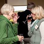 "<b>1966_Alumni_Dinner_-14</b><br/> The class of 1966 celebrates 50 years as Luther grads. October 1, 2016. Annika Vande Krol '19<a href=""//farm6.static.flickr.com/5814/29967392220_9ab9f75ff1_o.jpg"" title=""High res"">∝</a>"