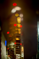 southern tower (turntable00000) Tags: extrabokeh bokeh night light yoyogi shinjuku tokyo japan southern tower building bokehlicious nighyscape