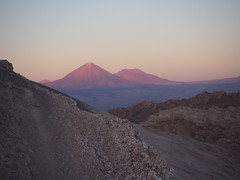 PA102248 (Karenjw) Tags: chile atacama desert sanpedrodeatacama northchile outdoors valleyofthemoon sunset valledelaluna mountain