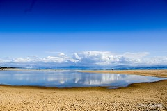 Valdevaqueros (Aitor Estevez Mota) Tags: ifttt 500px valdevaqueros playa cielo beach sky sand arena paisaje 1200d pisapapeles africa