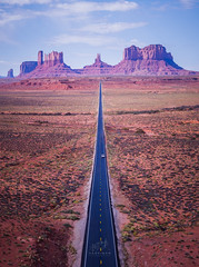 Forrest Gump Road (tobyharriman) Tags: 2015 45mm 90mm navajonation adventure aerial arizona art artist custom desert dji drone fineart formation forrestgumproad highway highway163 landscape mexicanhat monumentvalley nature october olympus outdoor photographer photography photos pictures prints roads rocks sanfrancisco scenic soutwest timelapse tobyharriman utah unitedstates us
