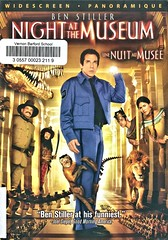Night at the Museum (Vernon Barford School Library) Tags: shawnlevy milantrenc benstiller dickvandyke mickeyrooney rickygervais robinwilliams night museum museums aericanmuseumofnaturalhistory securityguards guards divorcedfathers museumexhibits exhibits newyork naturalhistorymusuems drama action adventure comedy comedies adventures vernon barford library libraries new recent video videos film films junior high middle school covers cover videocase videocases dvd dvds dvdcase casesfictionfictionalmoviemoviescomedycomediesanimatedanimationsanimationmotion picturemotion pictures