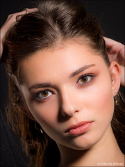 Coline (kikevist photographe) Tags: coline studio portrait femme women girl fille olympus omd em1 zuiko colinebeuque modele woman model kikevist