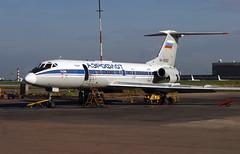 RA-65567 - Moscow Sheremetyevo (SVO) 18.08.2003 (Jakob_DK) Tags: tupolev tupolev134 tupolev134a tu134 tu134a tu134a3 crusty 2003 tupolev134a3 svo uuee moscow sheremetyevo moscowsheremetyevo afl aeroflot aeroflotrussianairlines