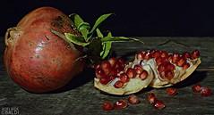 Melograno (Thanks EXPLORE) (A.Baldi) Tags: melograno frutta autunno stilllife