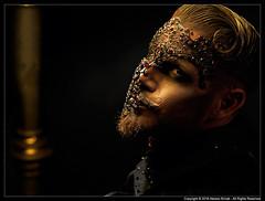 Le Fantme de l'Opra (Facciamo2Scatti) Tags: facciamo2scatti alessiobrinati olympus em10mkii italia fantasmadellopera burlesque mask actor performer portrait aleksei man eye opera fantasma ghost