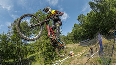 _HUN7555 (phunkt.com™) Tags: uci dh downhill down hill mtb mountain bike world cup mont sainte anne canada velerium coupe de mode 2016 photos race phunkt phunktcom keith valentine